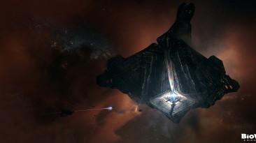 Анимация нового масс-ретранслятора из Mass Effect: Andromeda