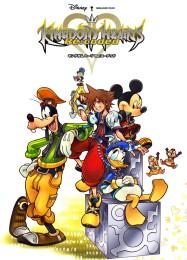 Обложка игры Kingdom Hearts Re:coded