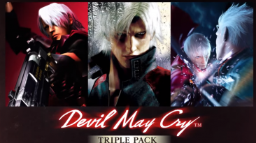 Открылся предзаказ на сборник Devil May Cry для Nintendo Switch