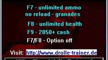 Killing Floor: Трейнер (+3) [1.0] {drolle}