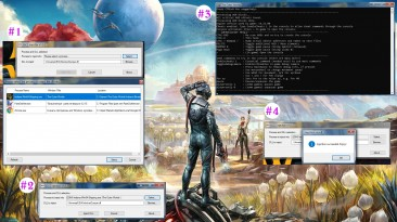 The Outer Worlds: Чит-Мод/Cheat-Mode (Активация Консоли / Console Unlocker) [1.0.2] {Otis_Inf}