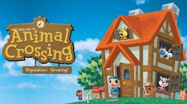 Nintendo выпустит Animal Crossing на мобильные