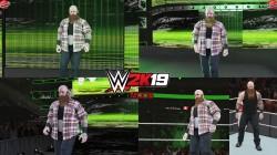"WWE 2K19 ""Erick Rowan WWE 2K20 Порт Наряд Мод"""