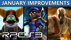 RPCS3 - новые улучшения в GoW 3, Ratchet & Clank: ToD & QFB и многом другом!