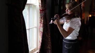 Bioshock Infinite - Тема Элизабет, Will the Circle Be Unbroken (Violin Cover)