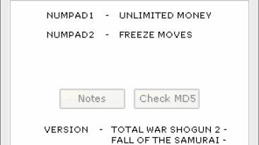 Total War Shogun 2 - Fall of the Samurai: Трейнер/Trainer (+2) [1.1] {HoG/Hatschi}