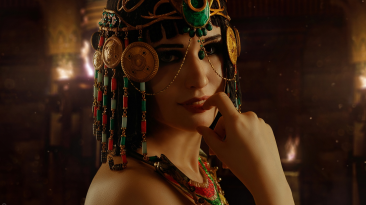 Косплей Клеопатры из Assassin's Creed:Origins