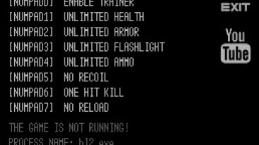 Half-Life 2: Prospekt: Трейнер/Trainer (+7) [1.0] {LIRW / GHL}