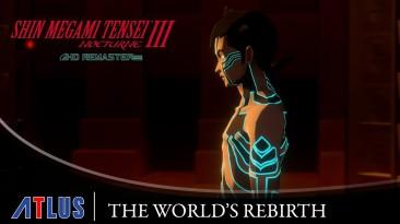 Боги и демоны - Вышел новый трейлер Shin Megami Tensei III Nocturne HD Remaster