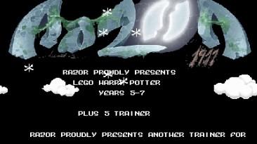 LEGO Harry Potter - Years 5-7: Трейнер/Trainer (+5) [1.0] {Razor 1911}