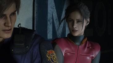 """Resident Evil 2 """"Клэр из роликов CGI на PS1"""""""