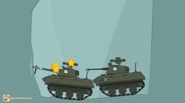ТанкоМульт Armored Warfare : 16 Восхождение на гору