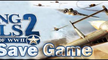 Blazing Angels 2 Secret Missions of WWII: сохранение (100% пройдена) [PS3/EU]