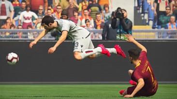 "Pro Evolution Soccer 2019 ""New Gameplay Mod by NihilEx7"""