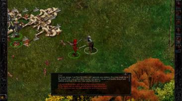 Большой патч для расширенных изданий Baldur's Gate и Icewind Dale находится в стадии бета-тестирования