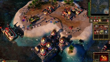 """Command & Conquer: Red Alert 3 """"Карта - World Map"""""""