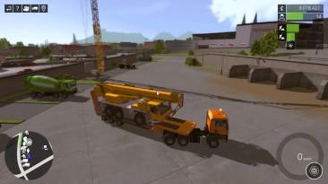 "Construction Simulator 15 ""Спецзадание на грани _ ч34 """