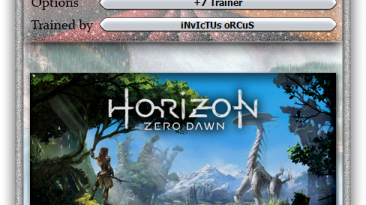 Horizon: Zero Dawn - Complete Edition: Трейнер/Trainer (+7) [1.10] {iNvIcTUs oRCuS / HoG}