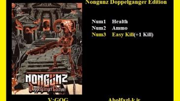 Nongunz Doppelganger Edition: Трейнер/Trainer (+3) [1.01] {Abolfazl.k}