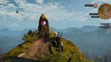 Фанат The Witcher 3 сделал потрясающую модель места силы