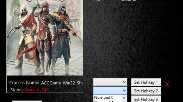 Assassin's Creed Chronicles: India: Трейнер/Trainer (+3) [1.00] {MrAntiFun}