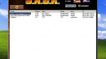"""Contract J.A.C.K: """"Мод CJ Tool Multiplayer Launcher"""""""