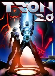 Обложка игры TRON 2.0