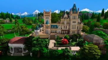 """The Sims 4 """"Замок эпохи возрождения"""""""