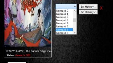 The Banner Saga 2: Трейнер/Trainer (+2) [2.28.66] {MrAntiFun}