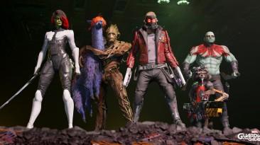 Разработчики Marvel's Guardians of the Galaxy хотели, чтобы все было доступно со старта