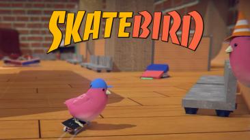 Создательница SkateBIRD рассказала, какие инди-игры Epic Games не хочет видеть в своем магазине