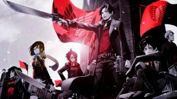Запланирована мобильная игра по аниме Attack on Titan