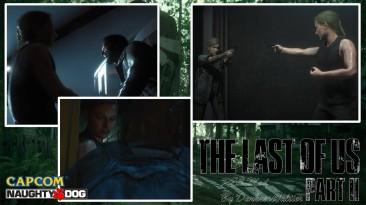 Элли и Джоэл выживают в Раккун-сити: Моддер объединил The Last of Us Part II с Resident Evil 3