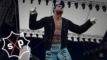 "WWE 2k16 ""Dolph Ziggler 21 мод на одежду"""