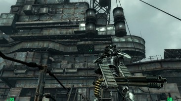 """Fallout 3 """"25mm Dismounted AACannon"""""""
