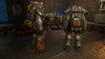 """Fallout 4 """"Рюкзаки для силовой брони"""""""
