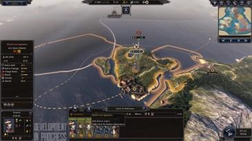 Геймплей Total War Saga: Thrones of Britannia - кампания за Уэльс