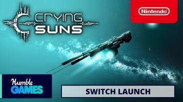 Crying Suns вышла на Nintendo Switch