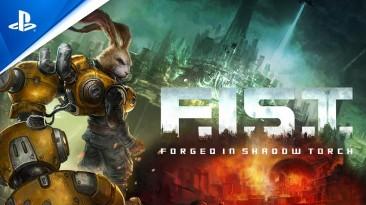 F.I.S.T.: Forged In Shadow Torch для PS5 не получит трассировку лучей на релизе