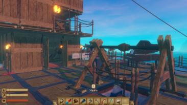 Raft: Сохранение/SaveGame (Эффективный корабль для обучения/начала игры)