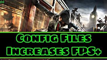 "Assassin's Creed: Syndicate ""Оптимизация для слабых ПК"""