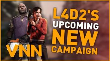 Left 4 Dead 2 может получить новую кампанию к концу этого года