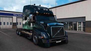 "Euro Truck Simulator 2 ""Volvo VNL Custom 1.40.x"""