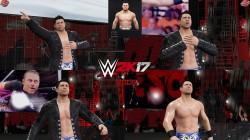 "WWE 2K17 ""The Miz '10 Наряд (Лицевая анимация) WWE 2K19 Порт мод"""