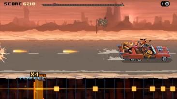 Double Kick Heroes выйдет на Nintendo Switch