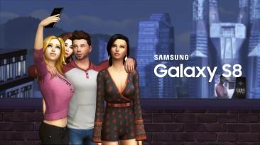 "Sims 4 ""Samsung GALAXY S8"""