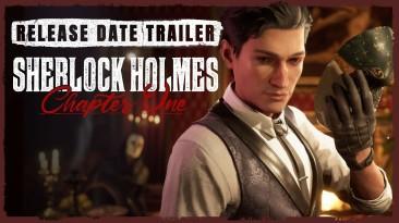 Новый трейлер и обзорный ролик Sherlock Holmes: Chapter One