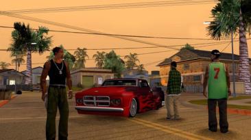 Для PC версии Grand Theft Auto: San Andreas вышел патч