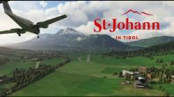 Аэропорт Санкт-Йохан в новом трейлере дополнения для Microsoft Flight Simulator