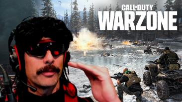 DrDisRespect рассказал, как можно улучшить Call of Duty: Warzone